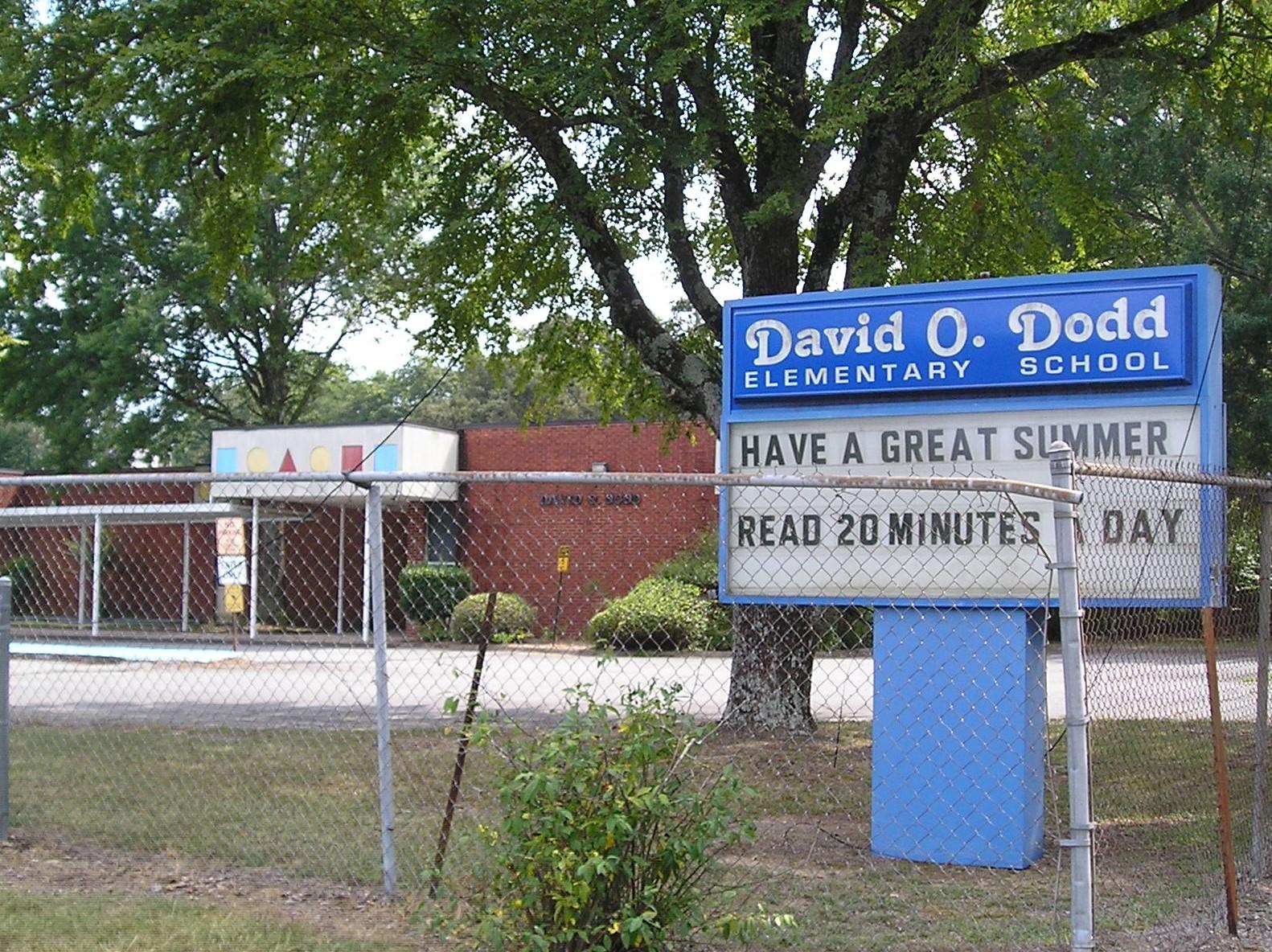 David O. Dodd Elementary School