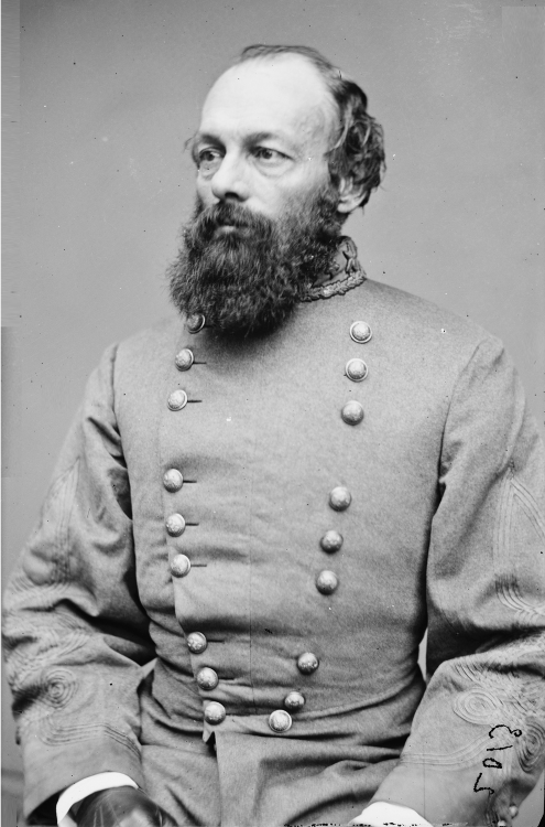 Confederate General Edmund Kirby Smith