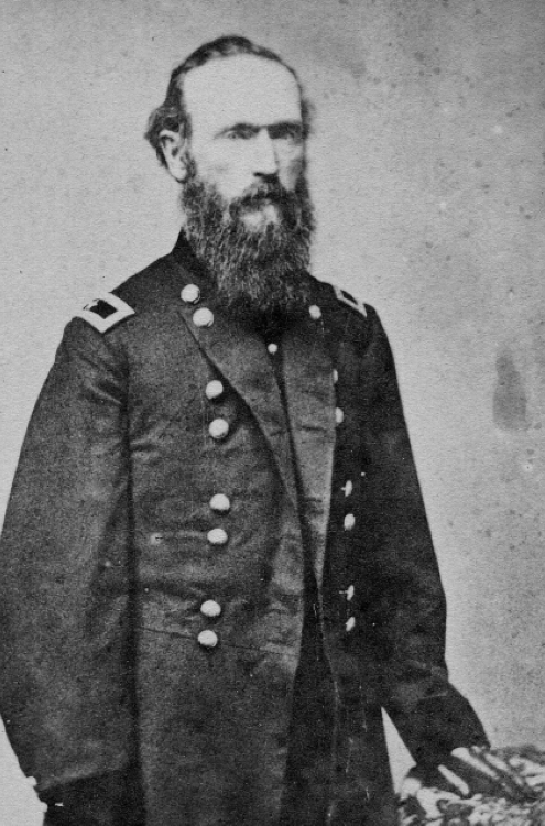 Union Army General Frederick Steele